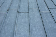 Brinian lead roofing